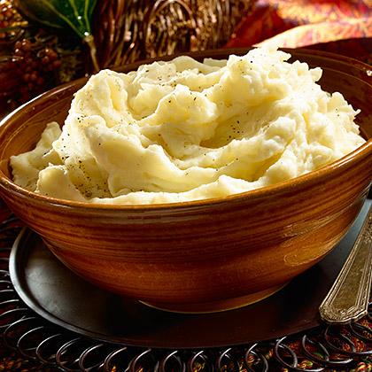 Super-Moist & Creamy Mashed Potatoes