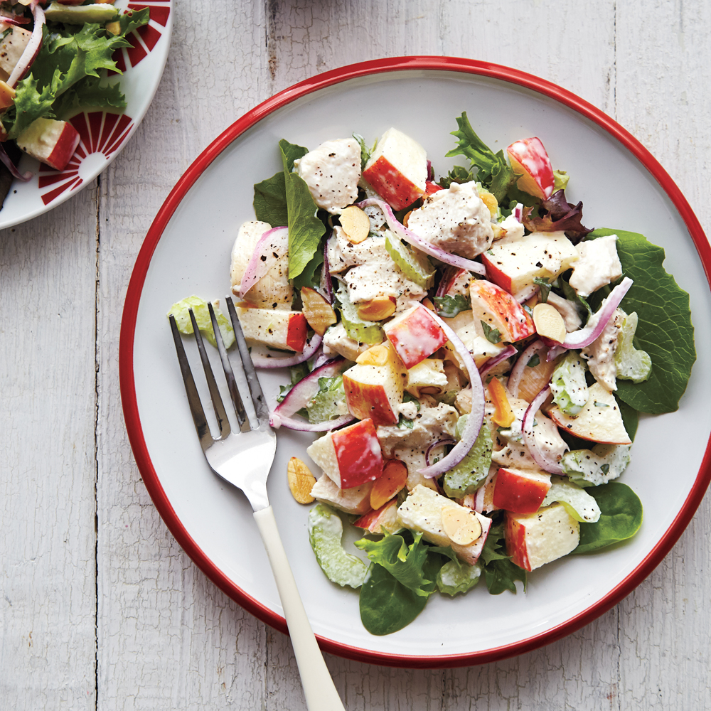 Honey-Lemon Chicken Salad