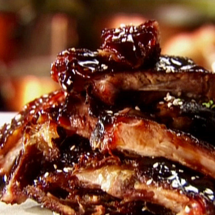 Barbecue Ribs in the Crock Pot