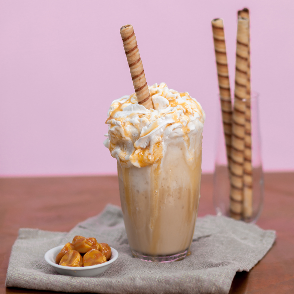 Caramel Frappuccino Recipe Myrecipes
