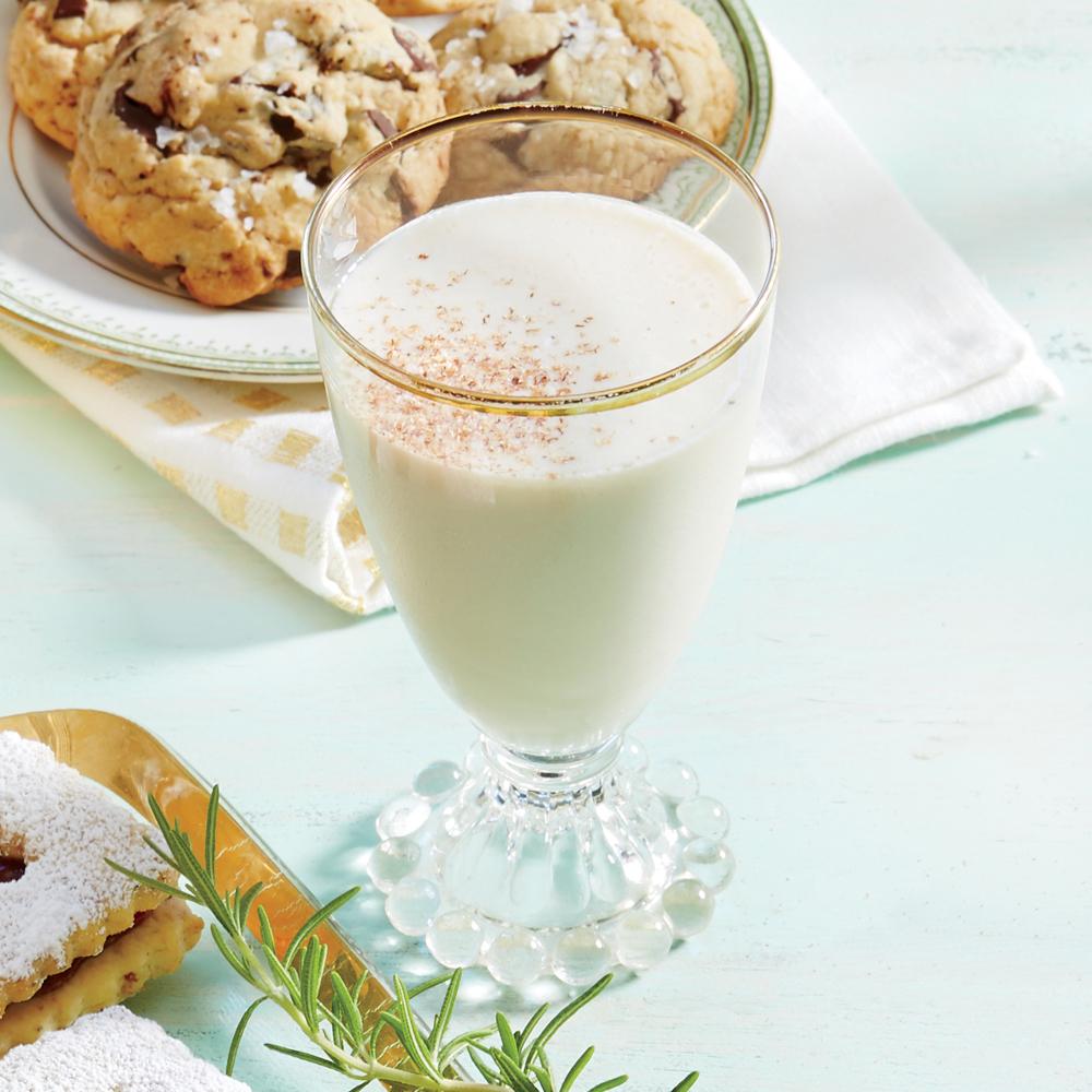 Creamy Milk Punch