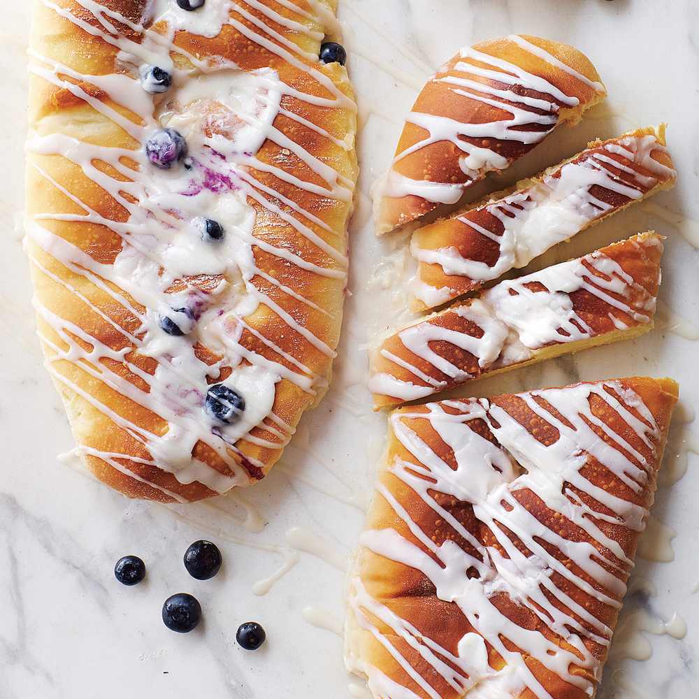 Cream Cheese Pastries