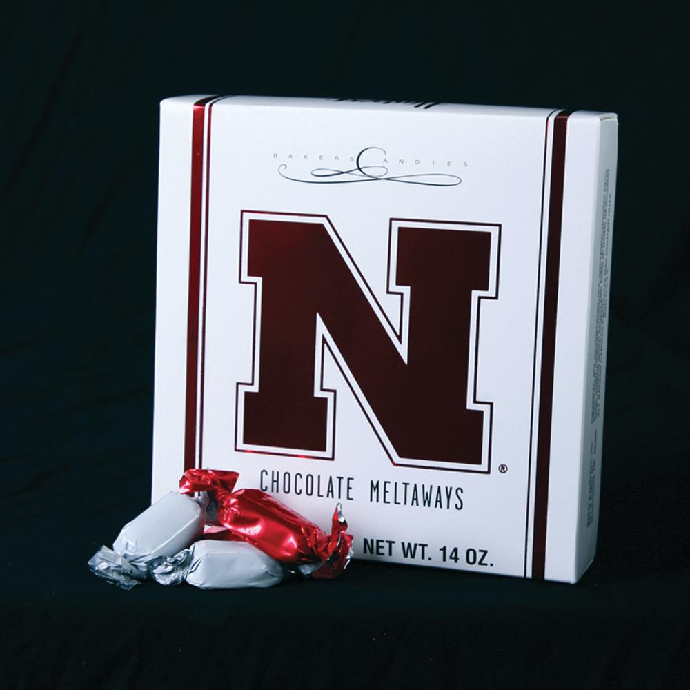 Baker's Candies Nebraska Huskers Box
