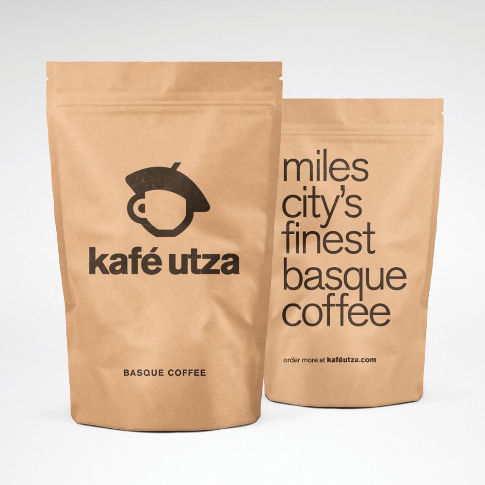 Kafe Utza Coffee Image