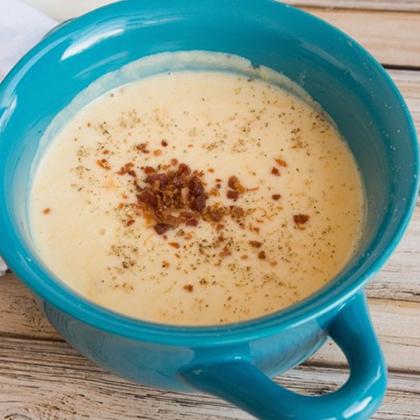 Slow Cooker Creamy Potato Soup Recipe