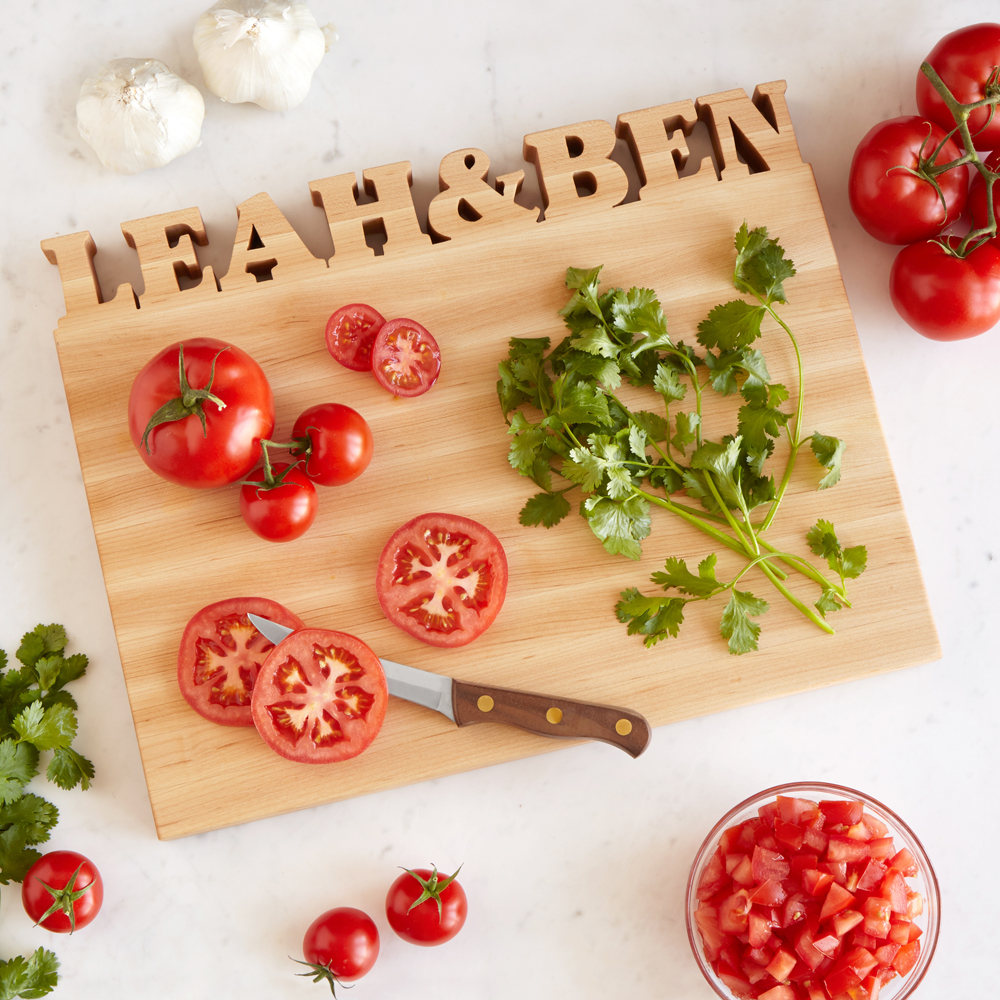 Personalized Cutting Boards Image