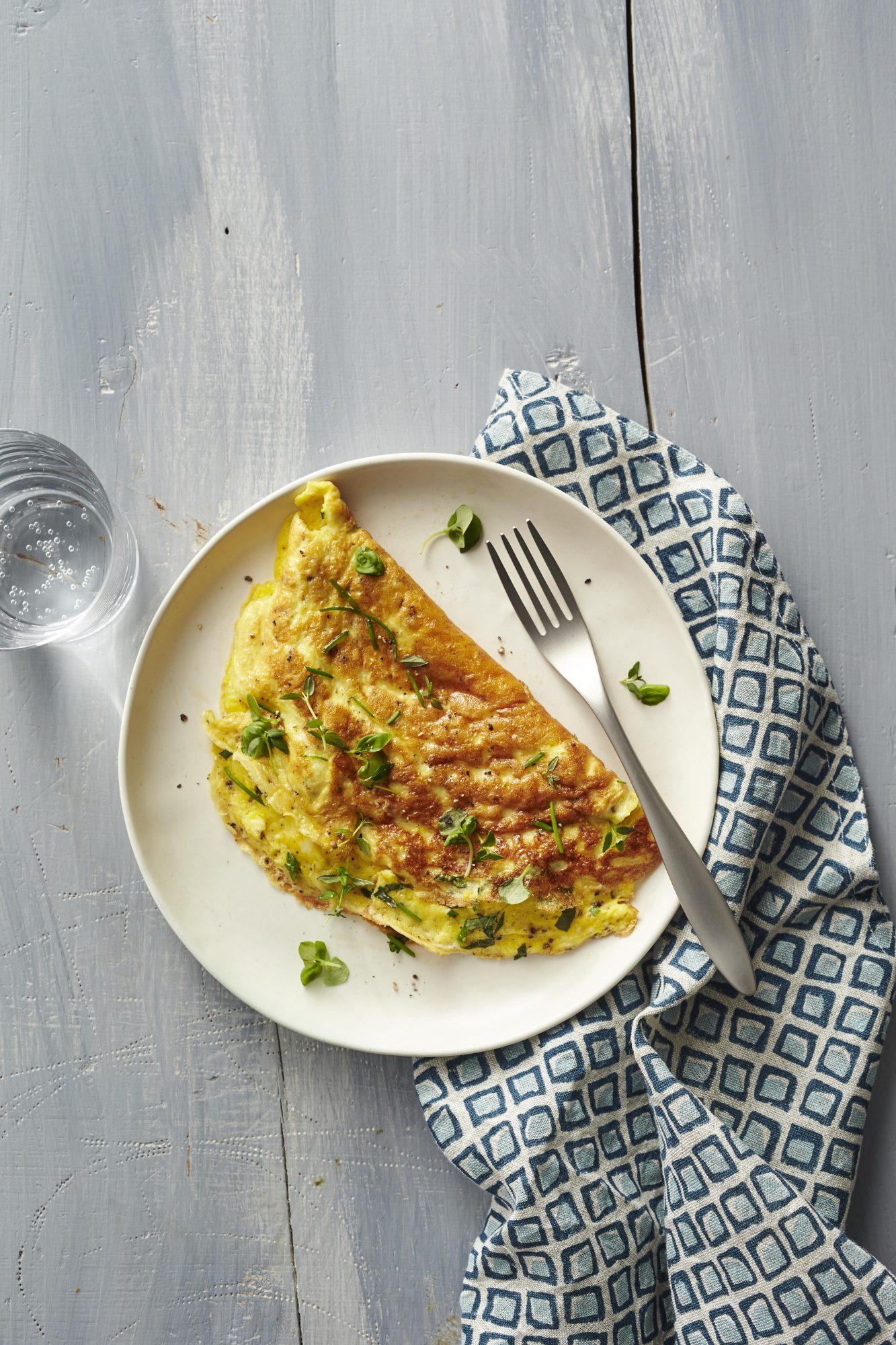 Fresh Herb Omelet