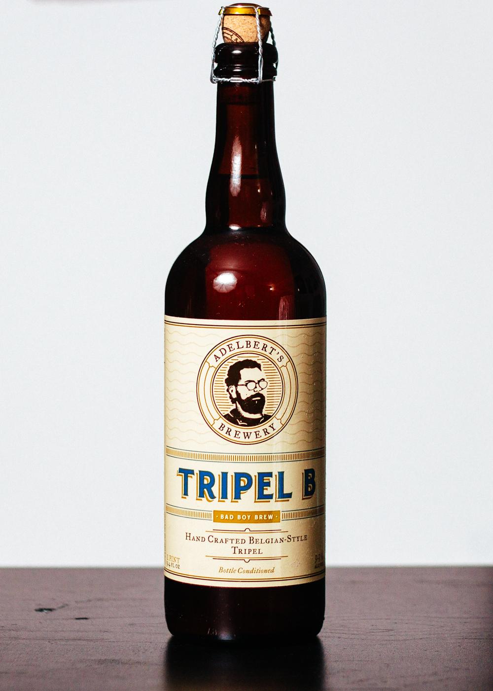mr-Adelberts Brewery Tripel B