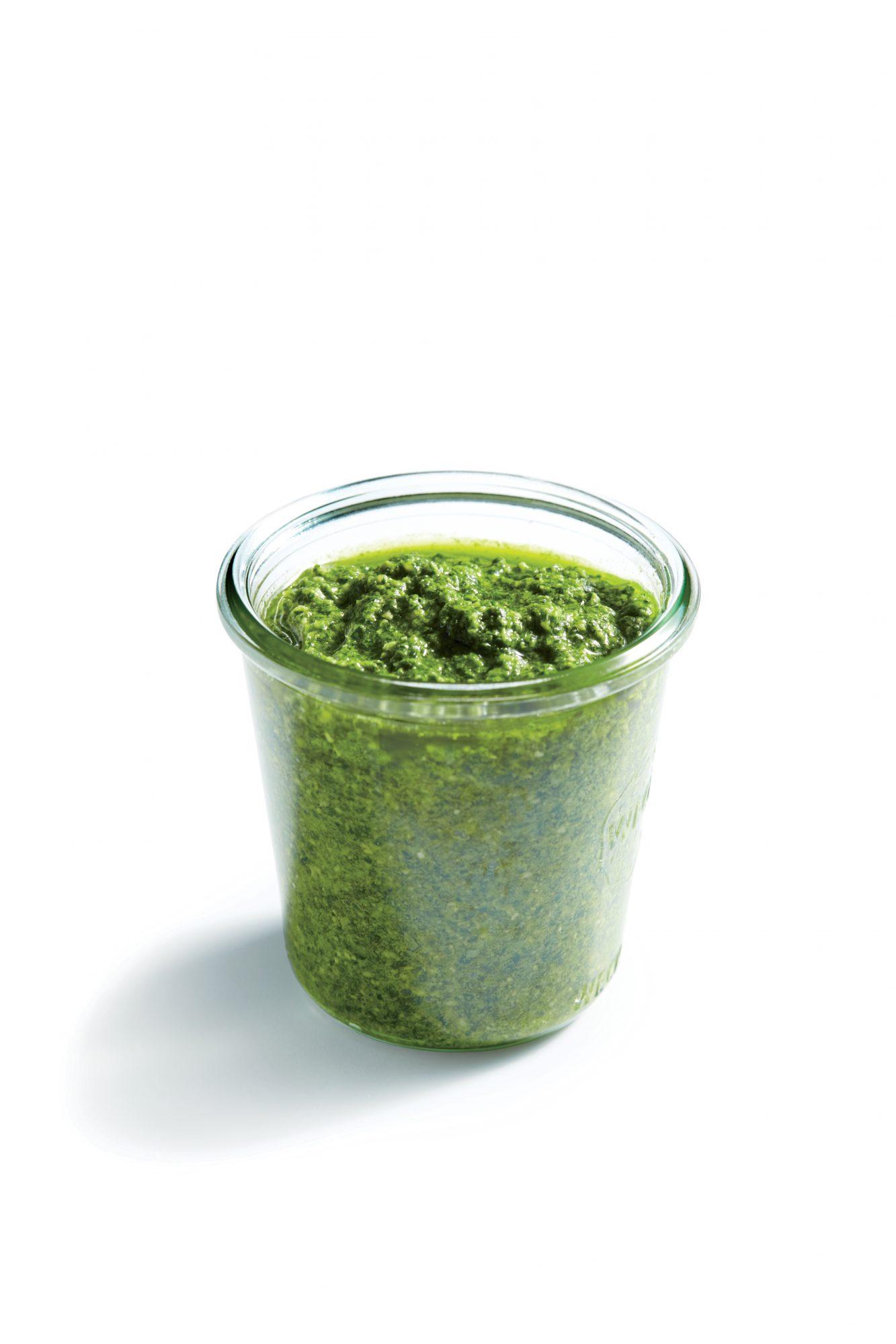 Dandelion Greens Pesto