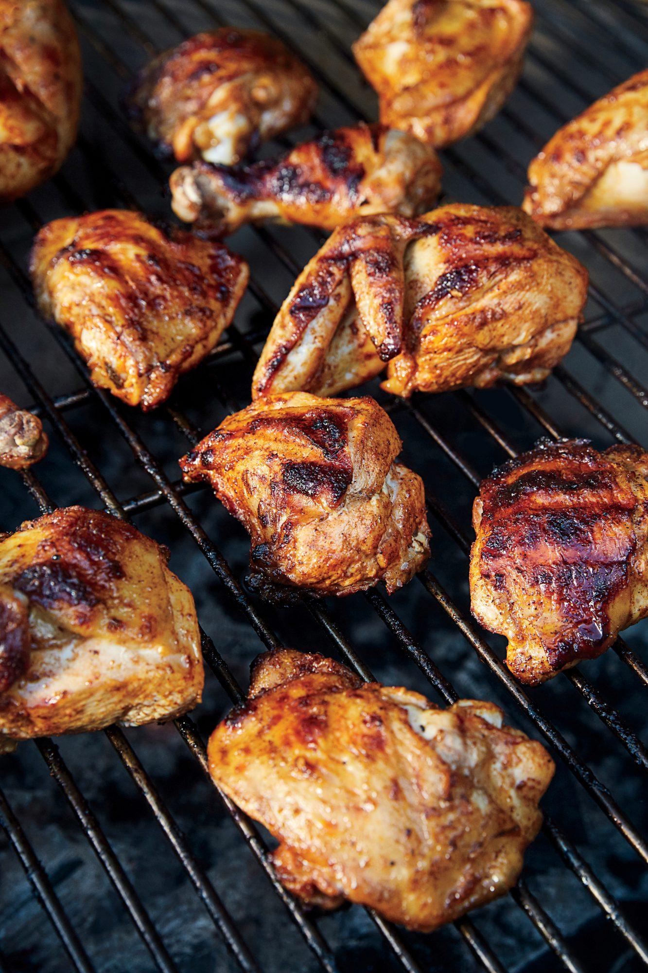 LA Charred Chicken