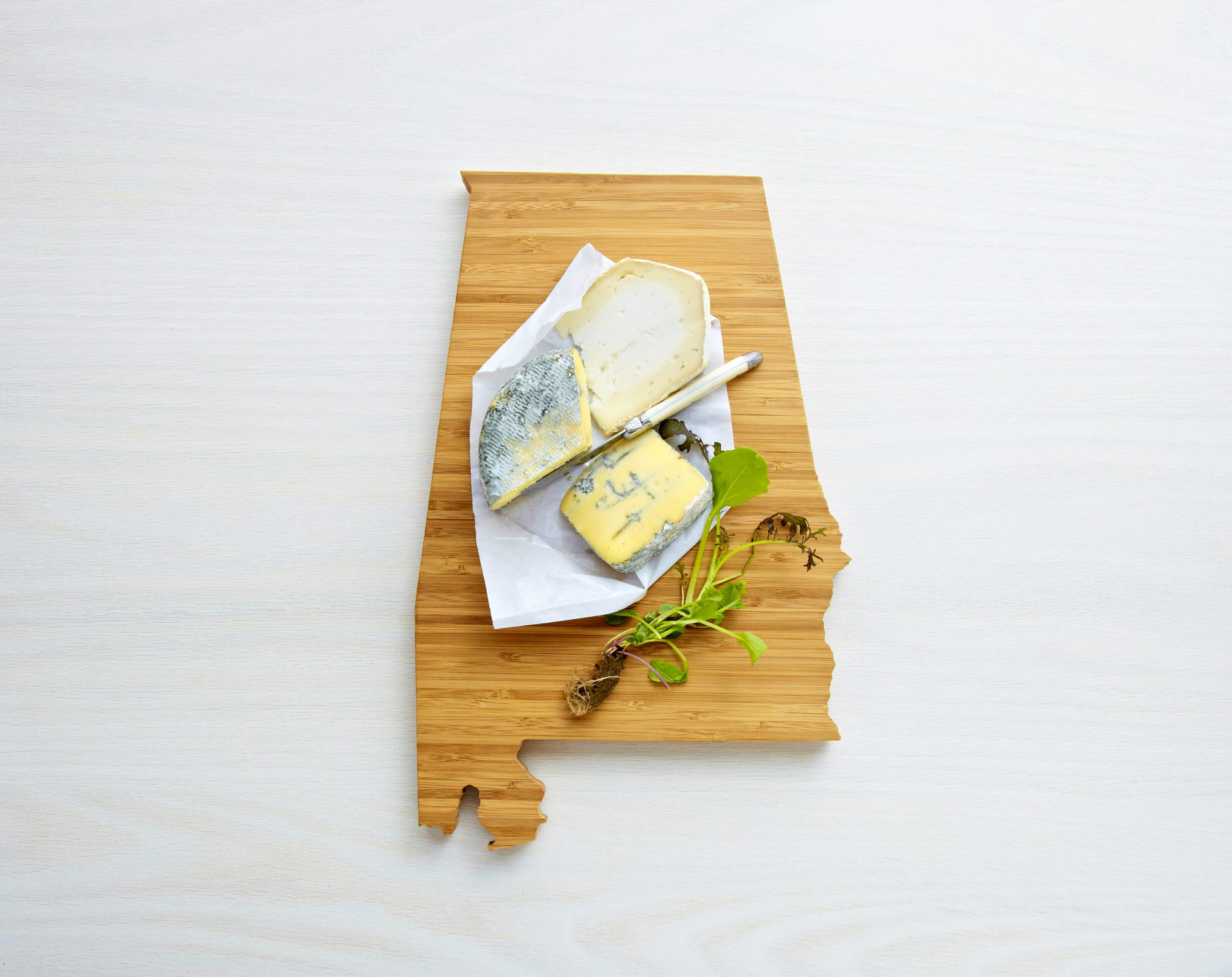 Father's Day Guide - AHeirloom State Cutting Board - Image