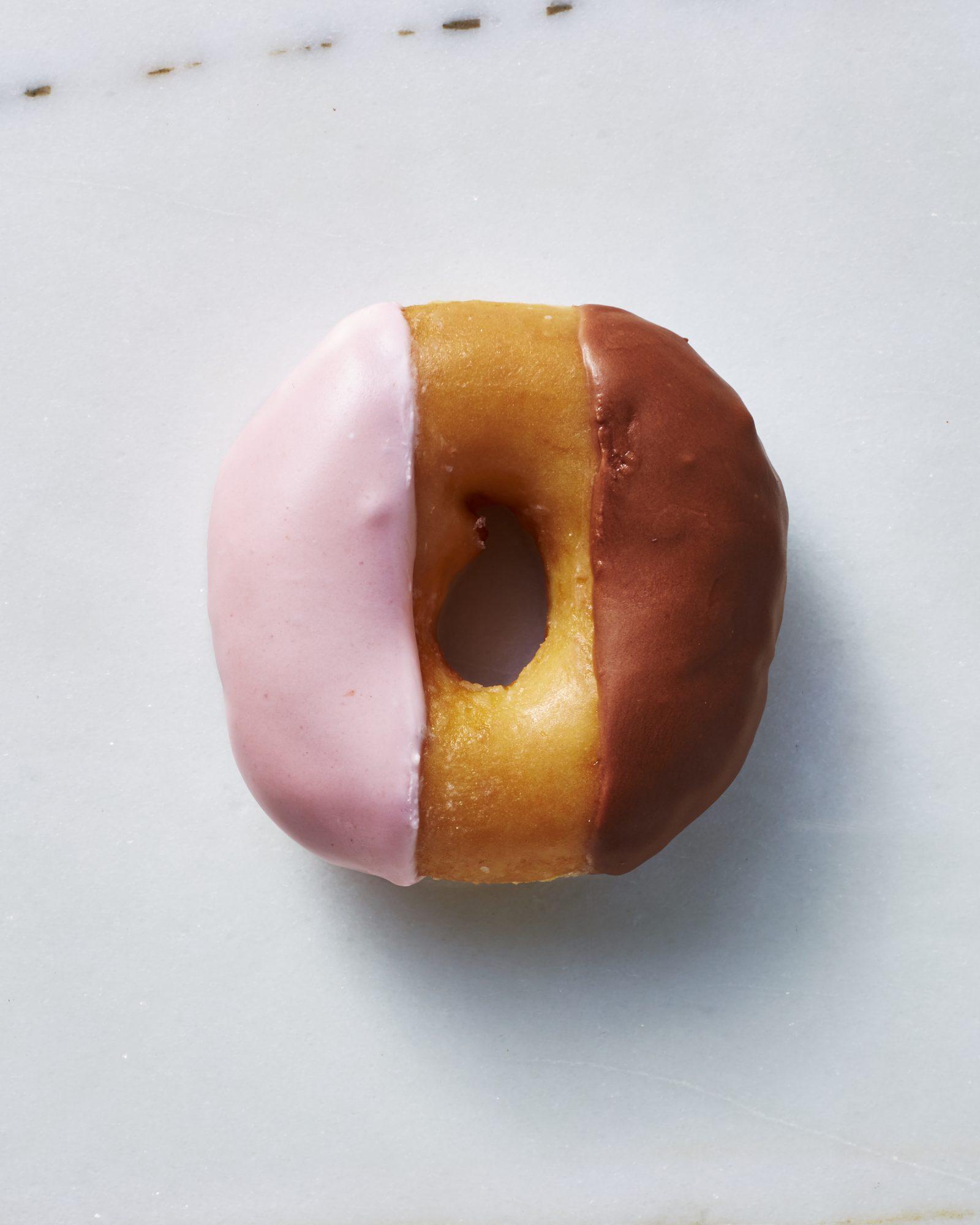 Neapolitan Donuts