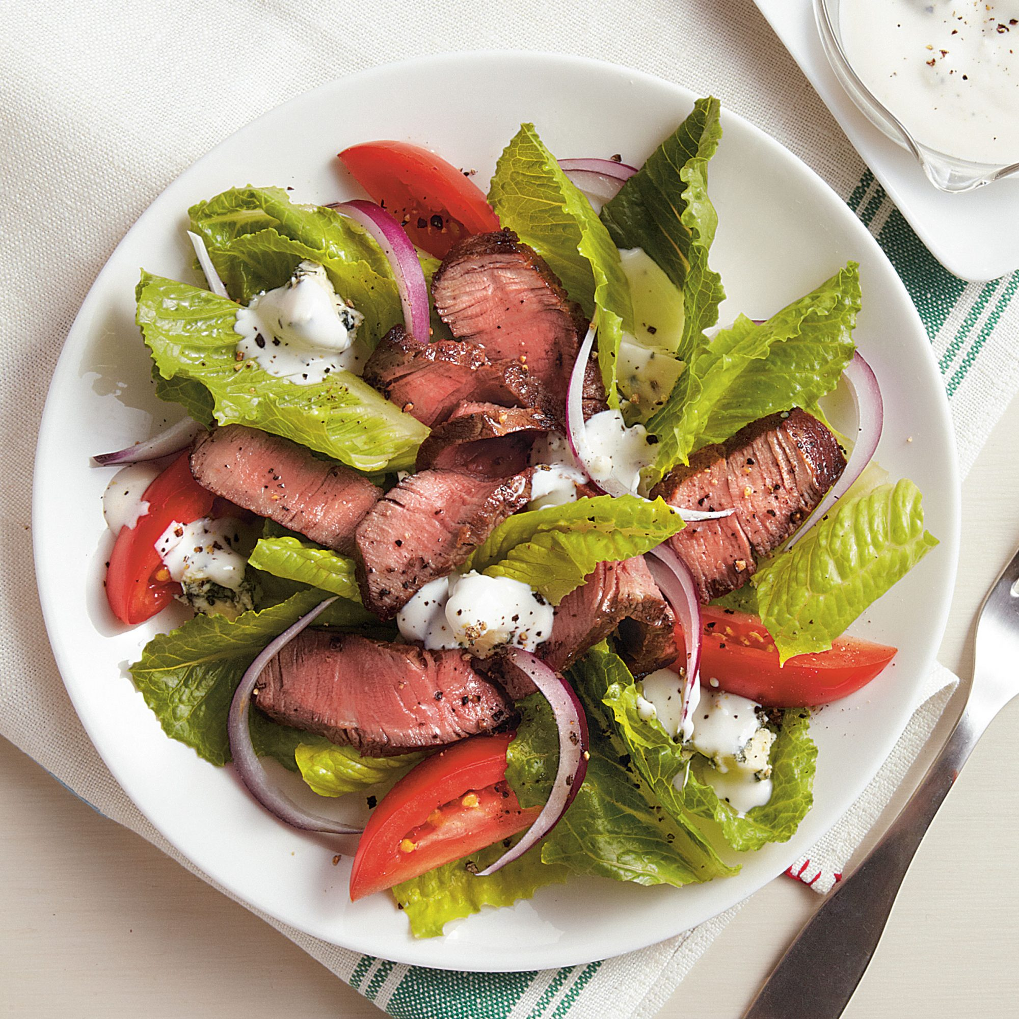 Black and Blue Salad