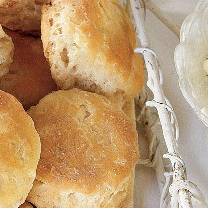 Quick Buttermilk Biscuits