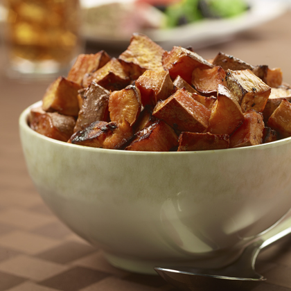 Better Than Bouillon® Roasted Sweet Potatoes [Ad]