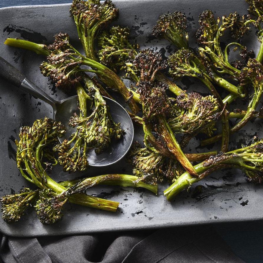 Roasted Broccolini