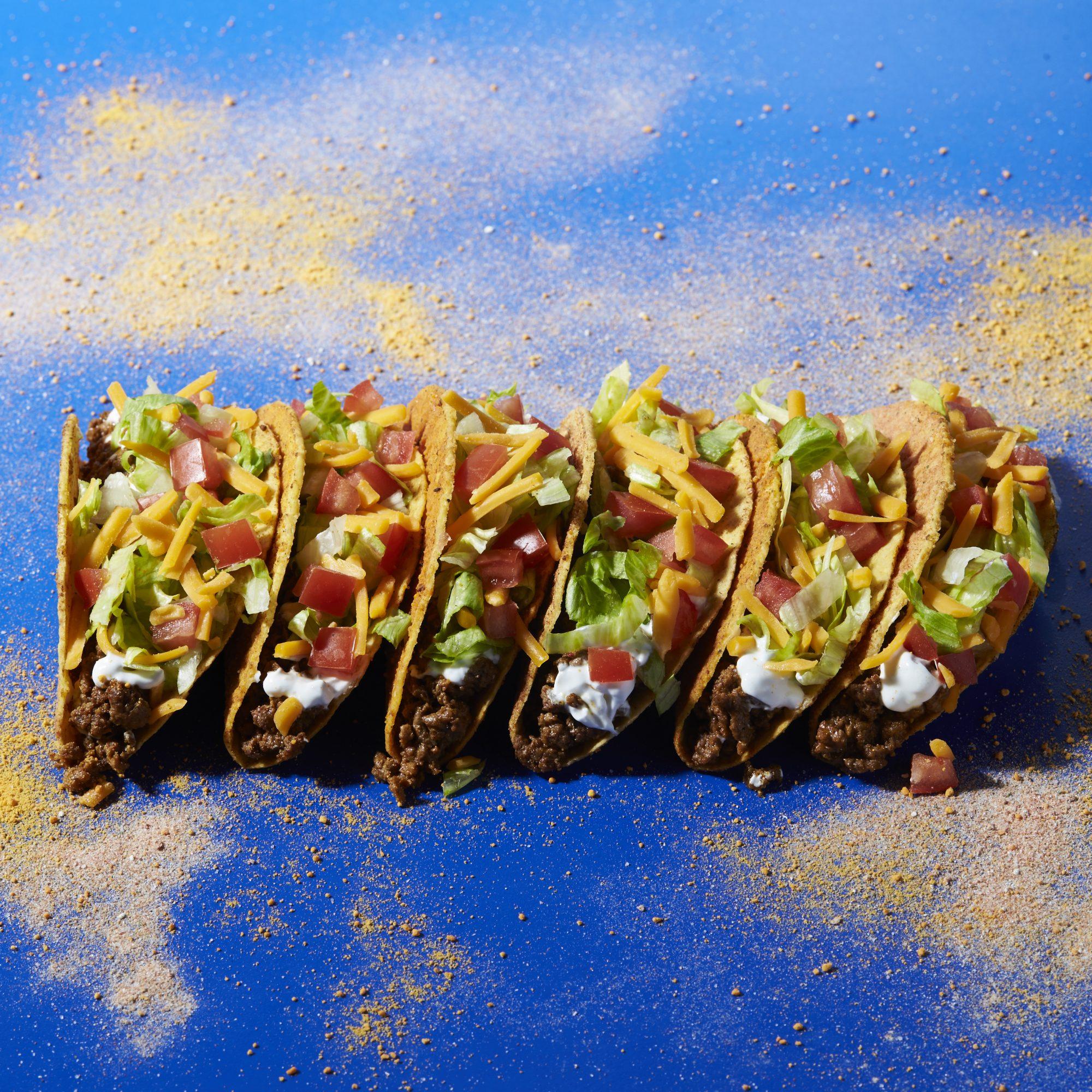 Copycat Doritos Locos Tacos