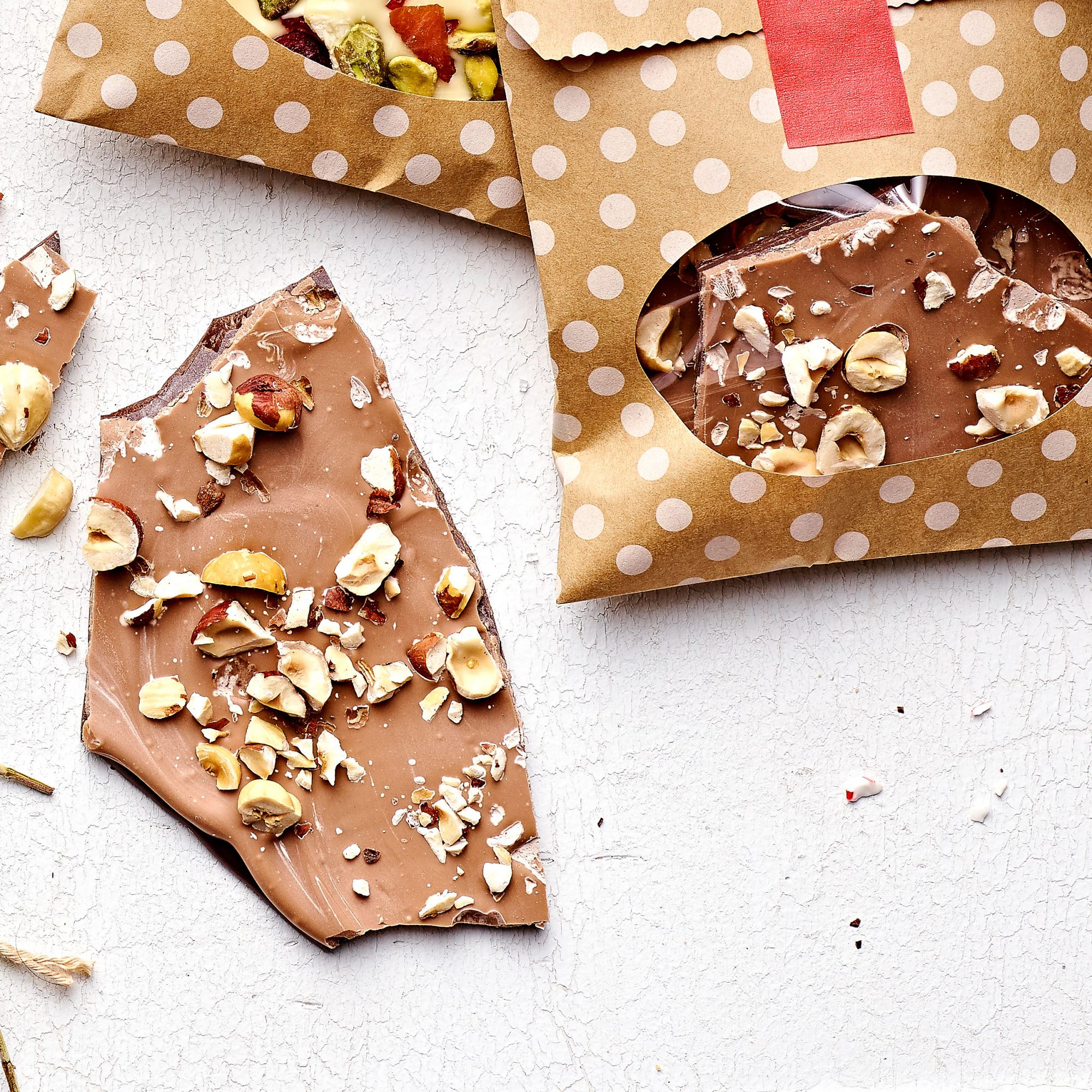 Nutella Bark