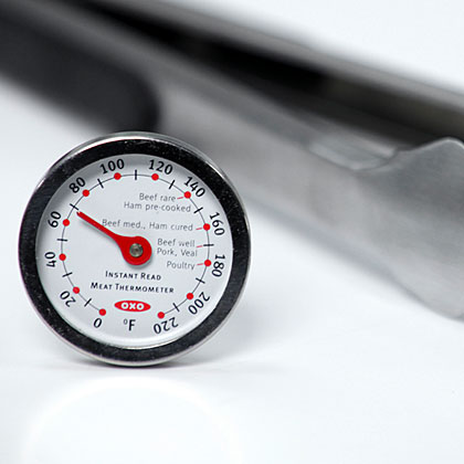 How do I know if my thermometer is correct?