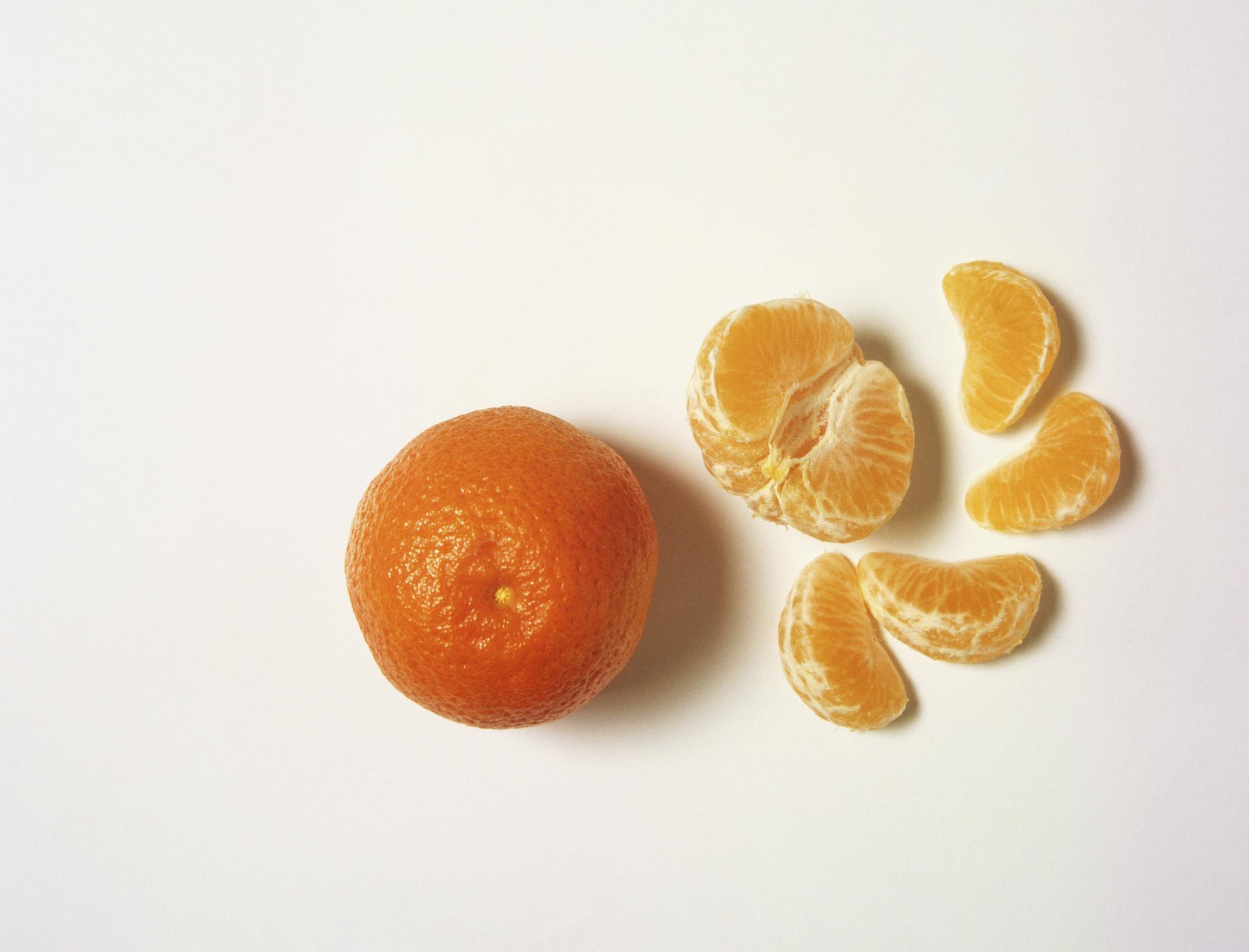 Clementine image