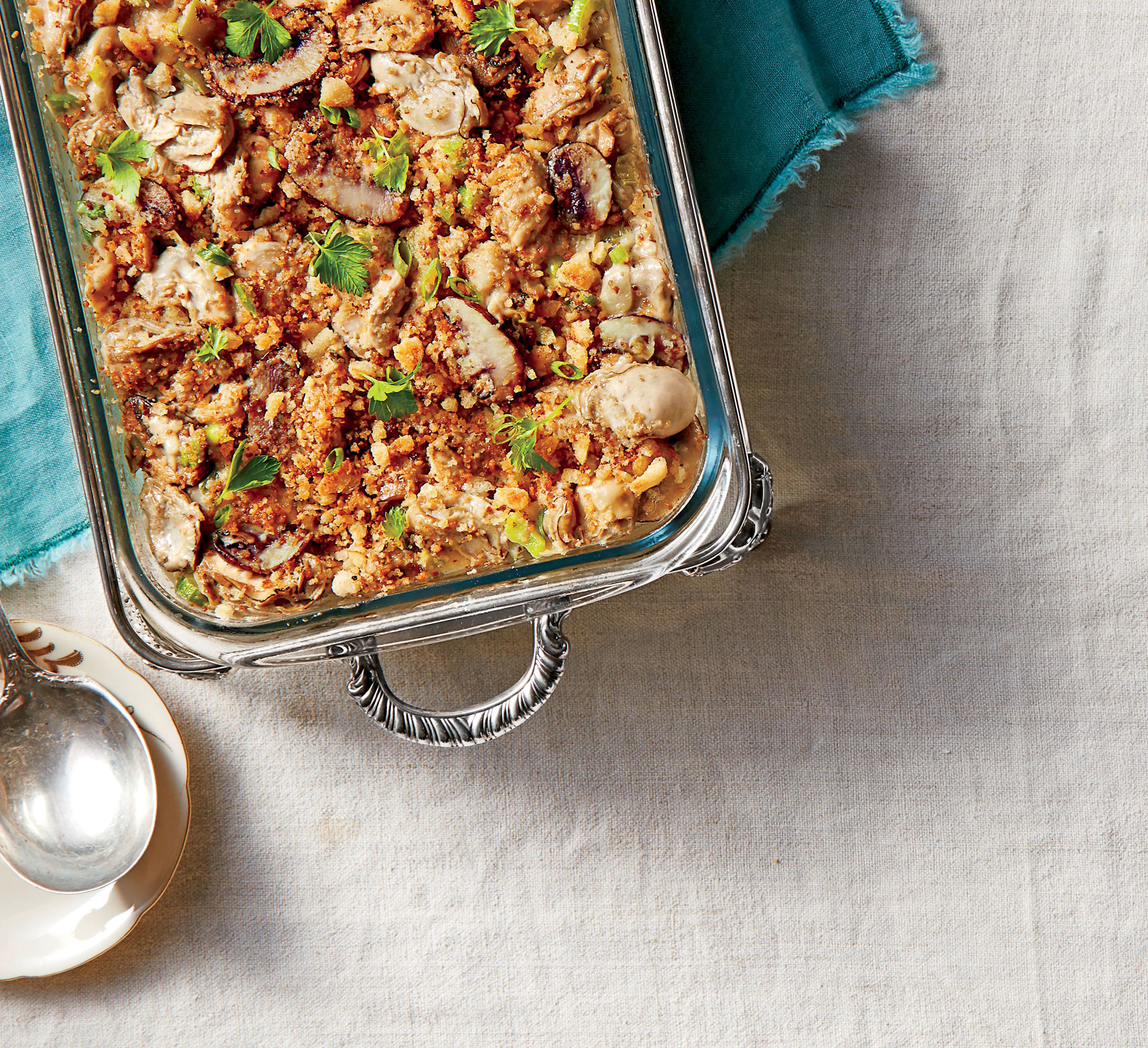 Oyster Casserole image