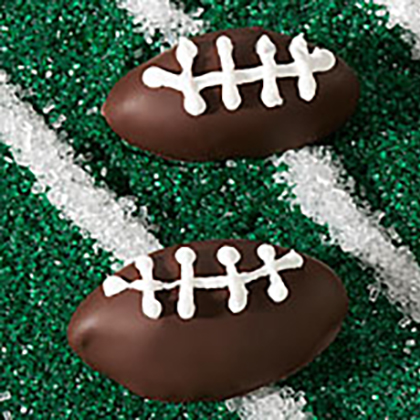 OREO Cookie Ball Footballs [Ad]