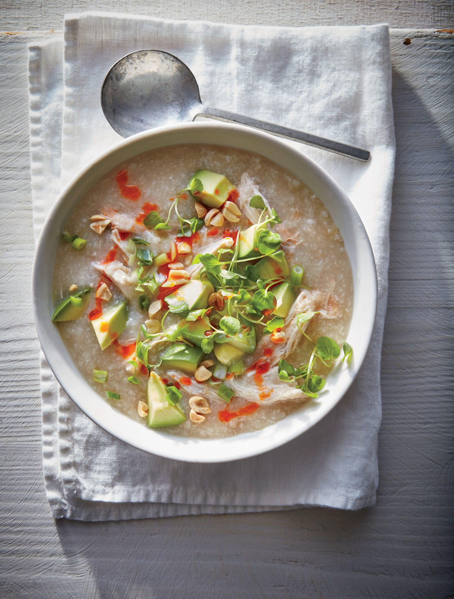 Slow Cooker Chcken Congee image