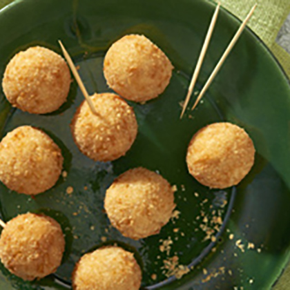 Cheesy RITZ Potato Balls [Ad]
