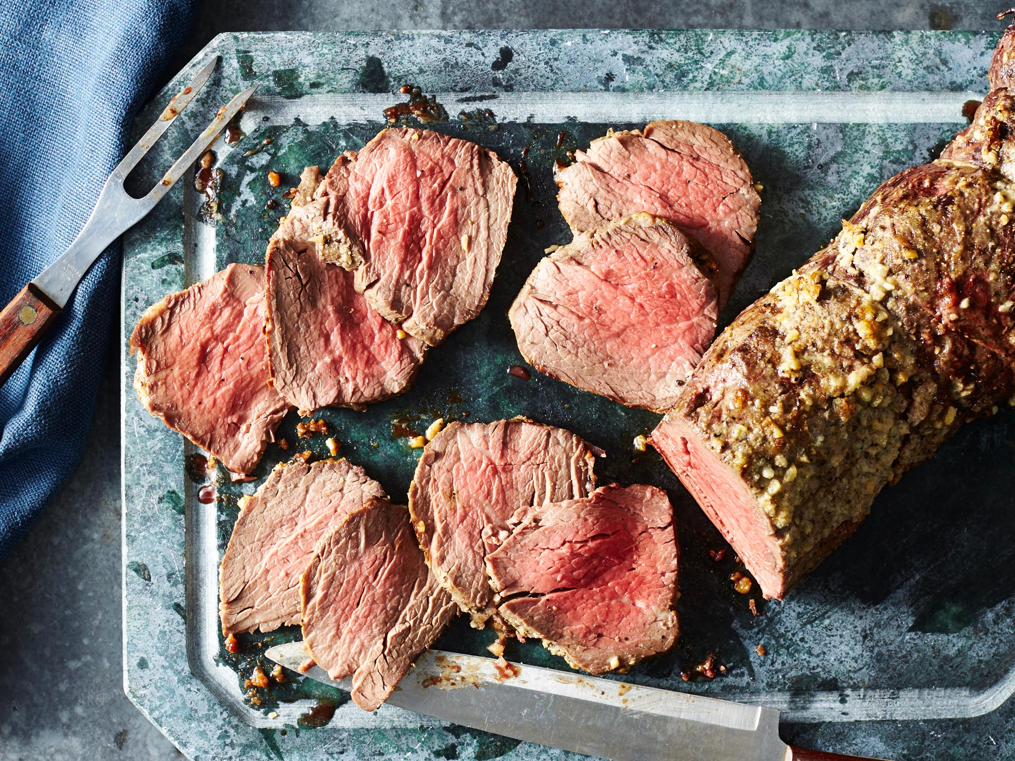Perfect Roasted Beef Tenderloin image