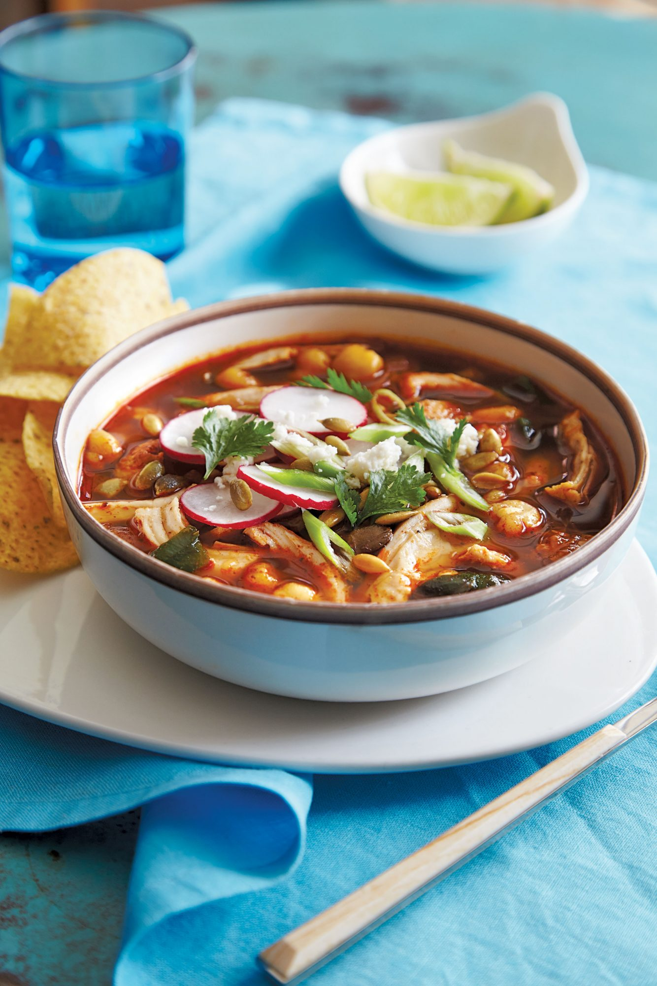 Mexican Chicken Stew image