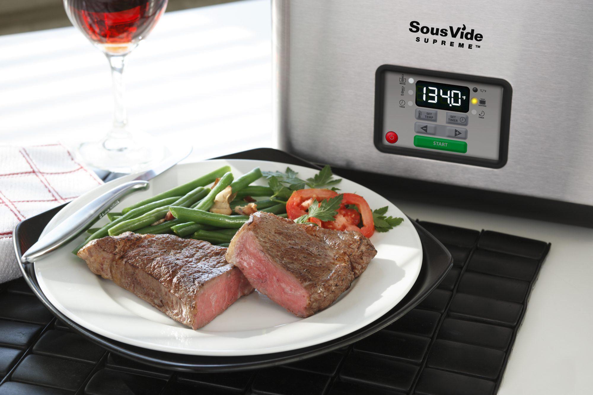 SousVide Supreme appliance image