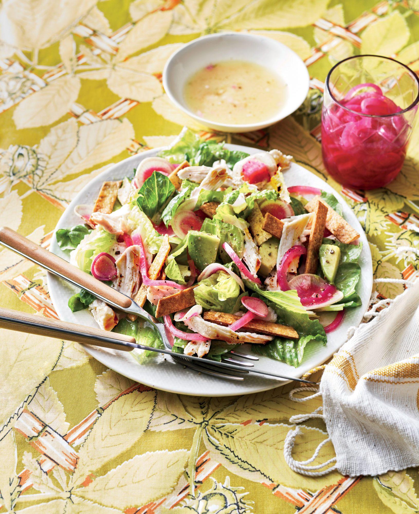 Southwestern Chopped Salad image