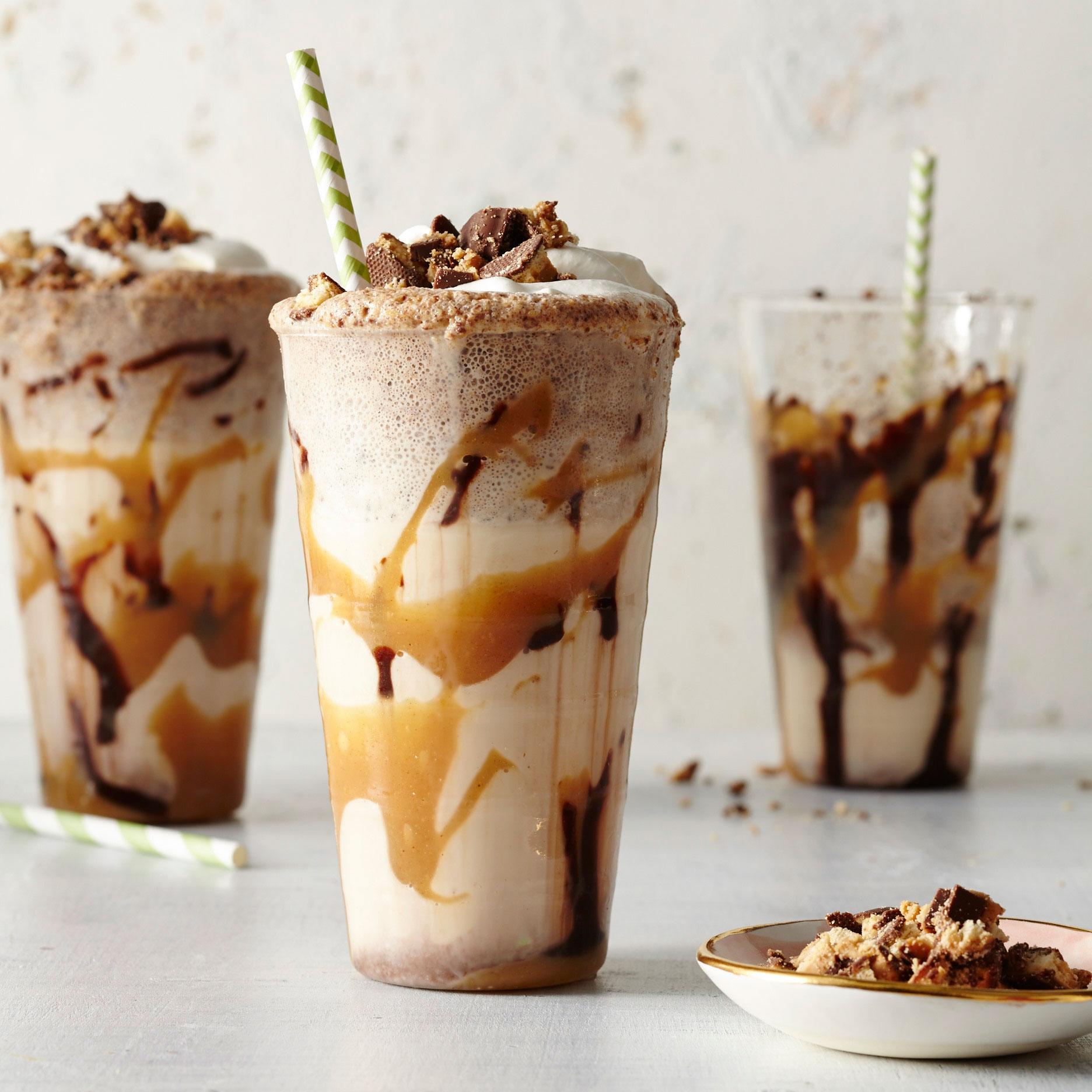 Tagalong Milkshake image