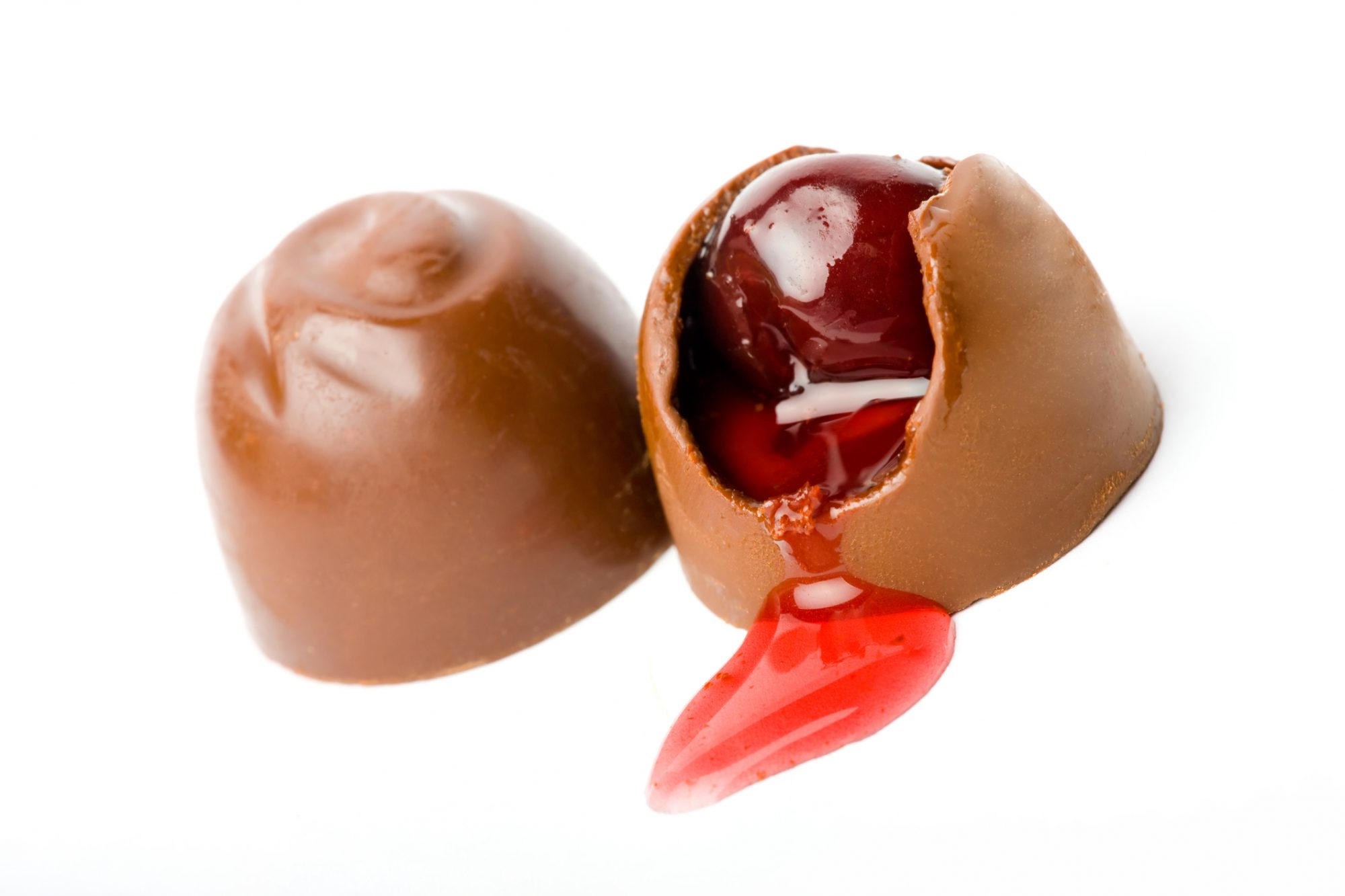 Cherry Chocolates Getty image