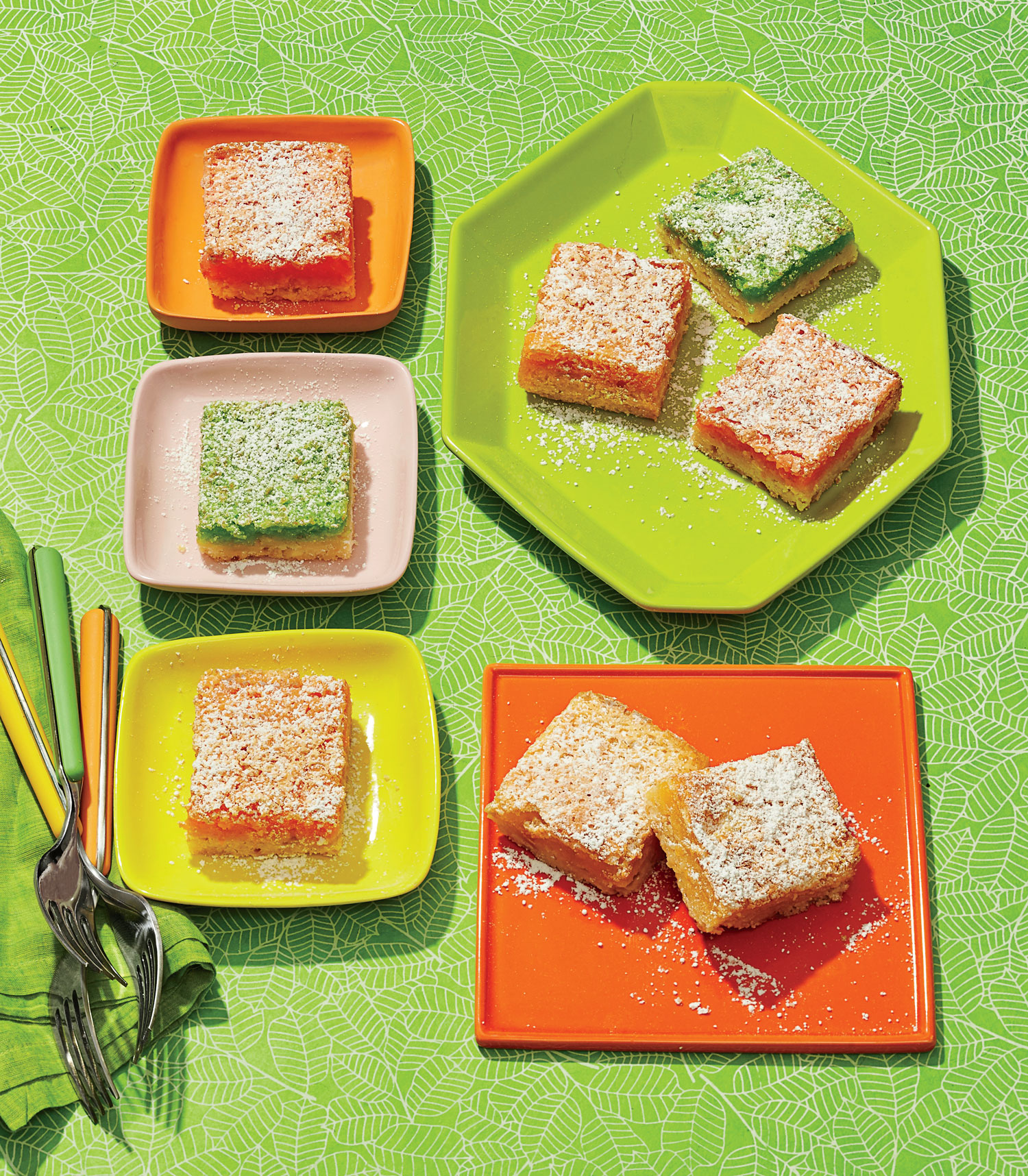 Grapefruit Bars image