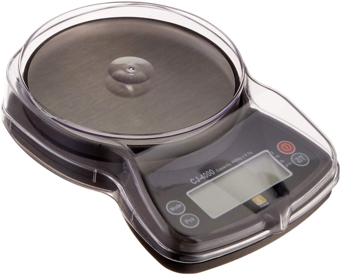 Jennings CJ-4000 Compact Digital Weigh Scale