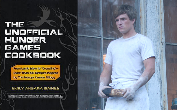 The Unofficial Hunger Games Cookbook by Emily Ansara Baines
