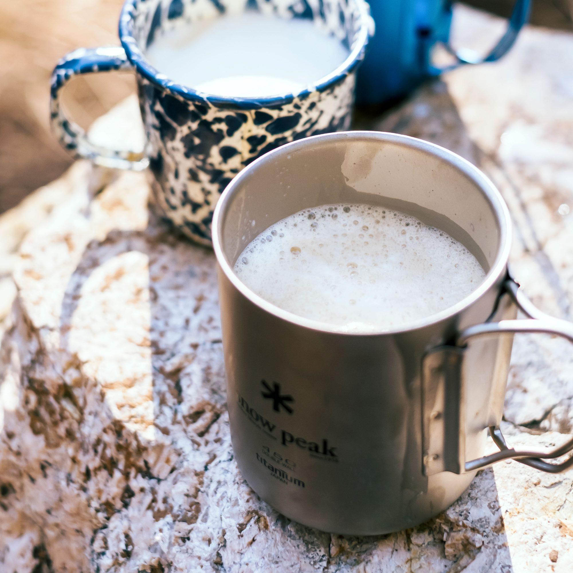 Moon-Brewed Café au Lait