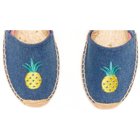 Pineapple Slippers