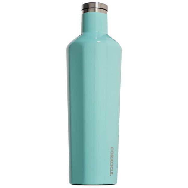 Corkcicle® Gloss Turquoise Canteen