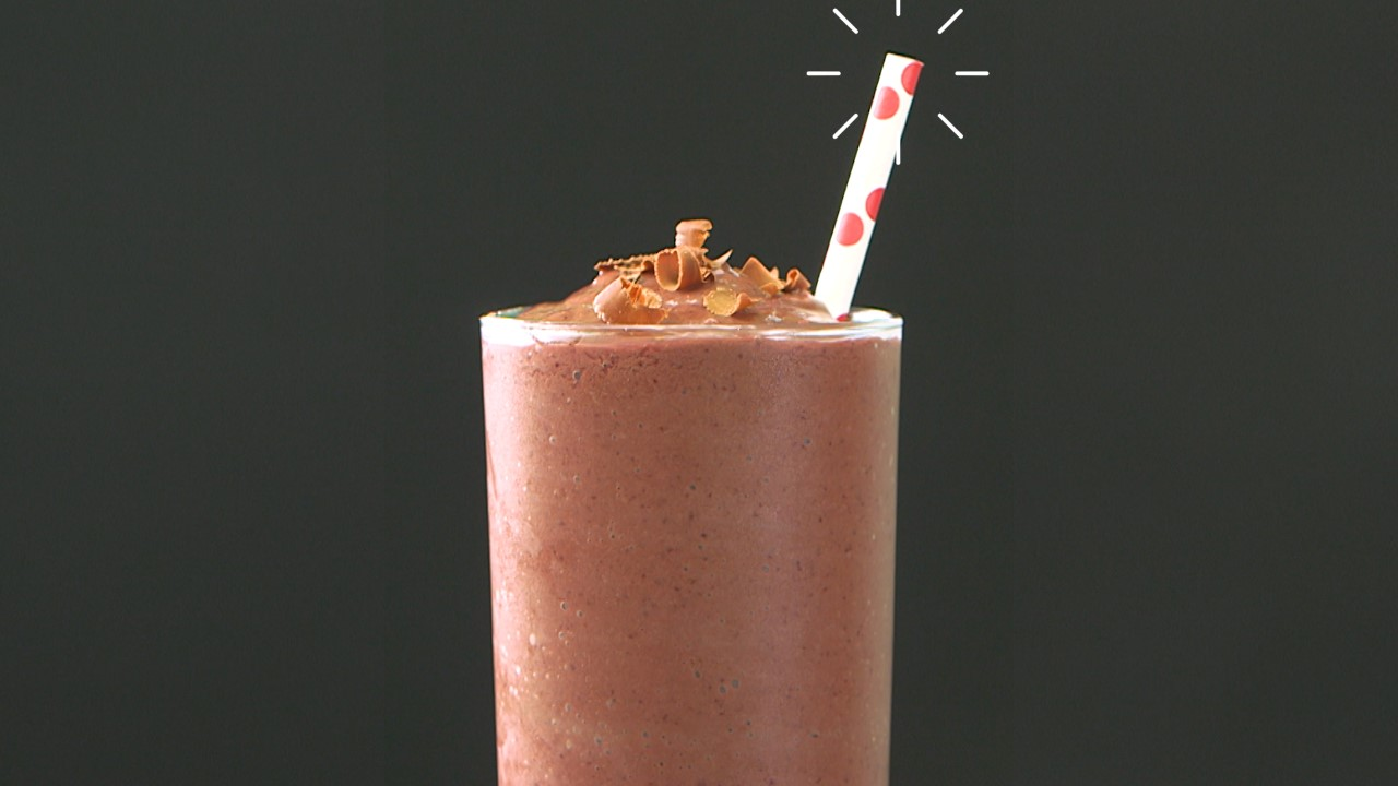 Black Forest Smoothie image