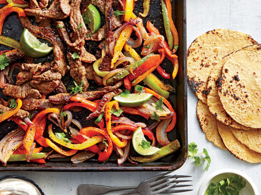ck-Sheet Pan Steak Fajitas