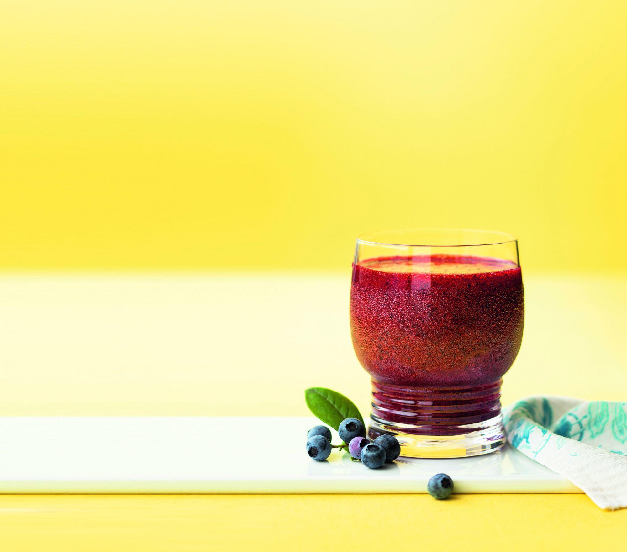 Antioxidant Breakfast Smoothie