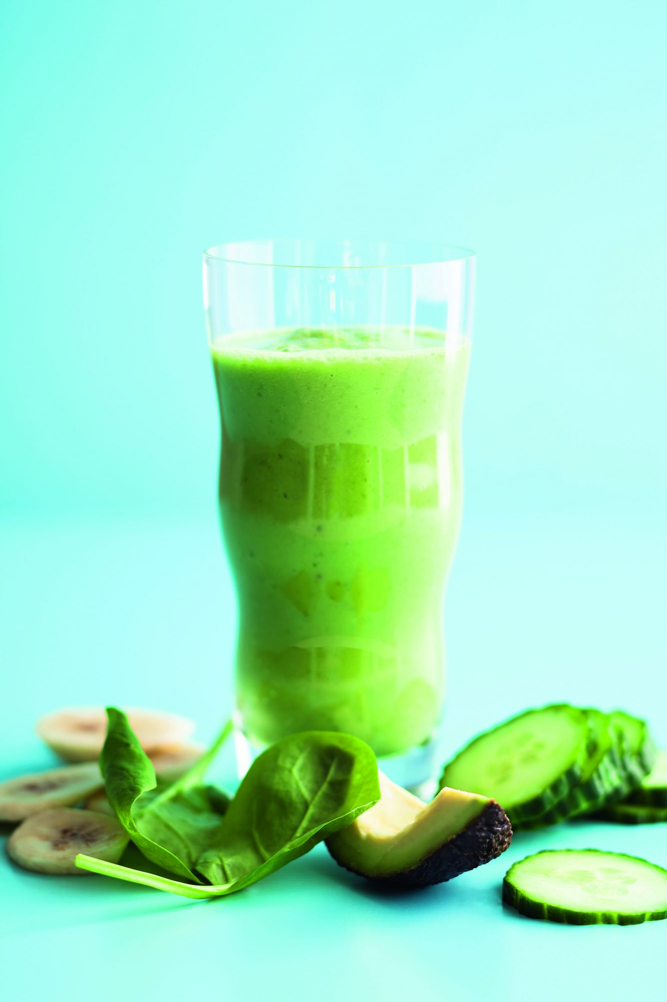 Alkaline-Boosting Smoothie