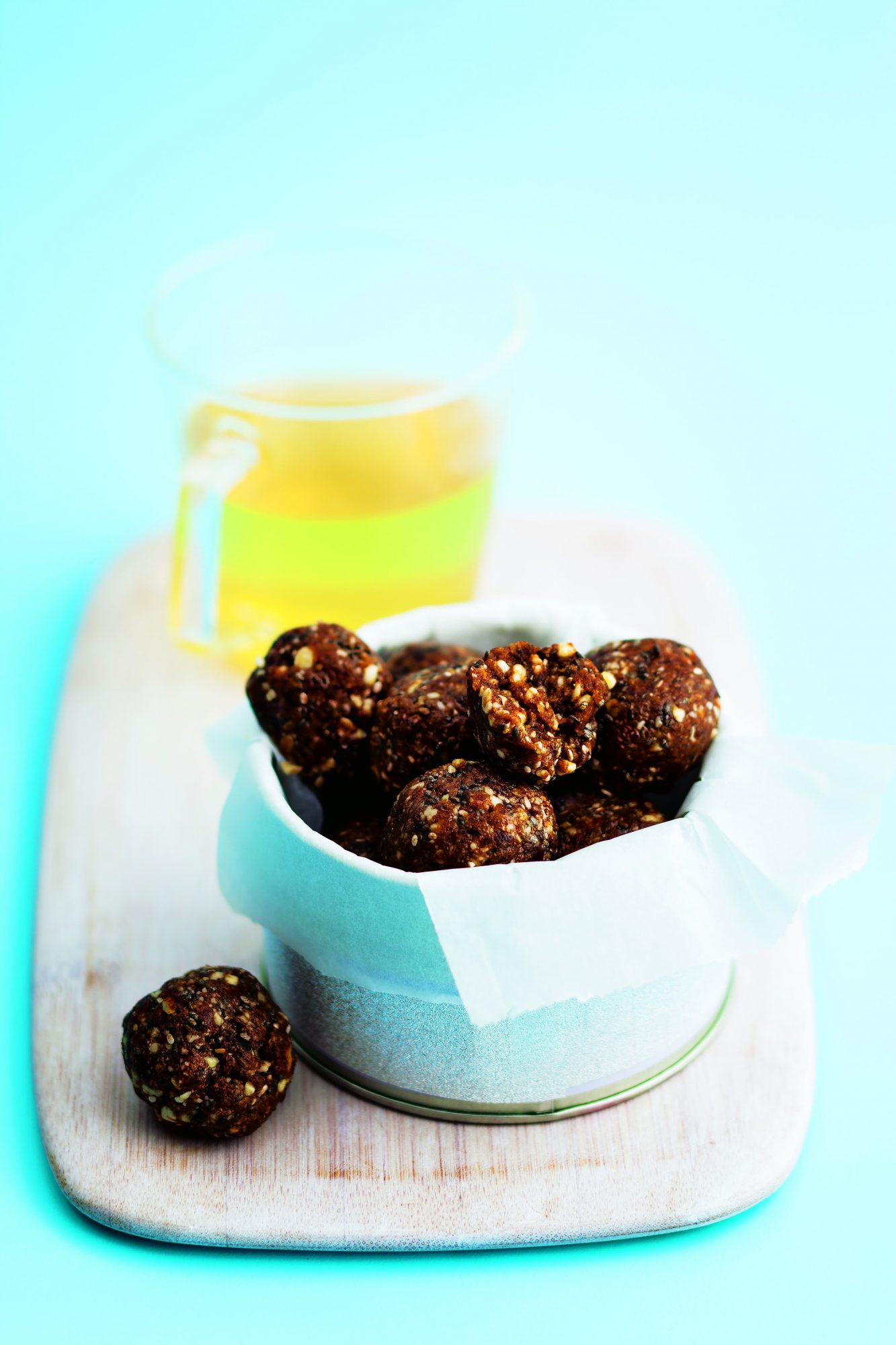 Date and Nut Energy Balls