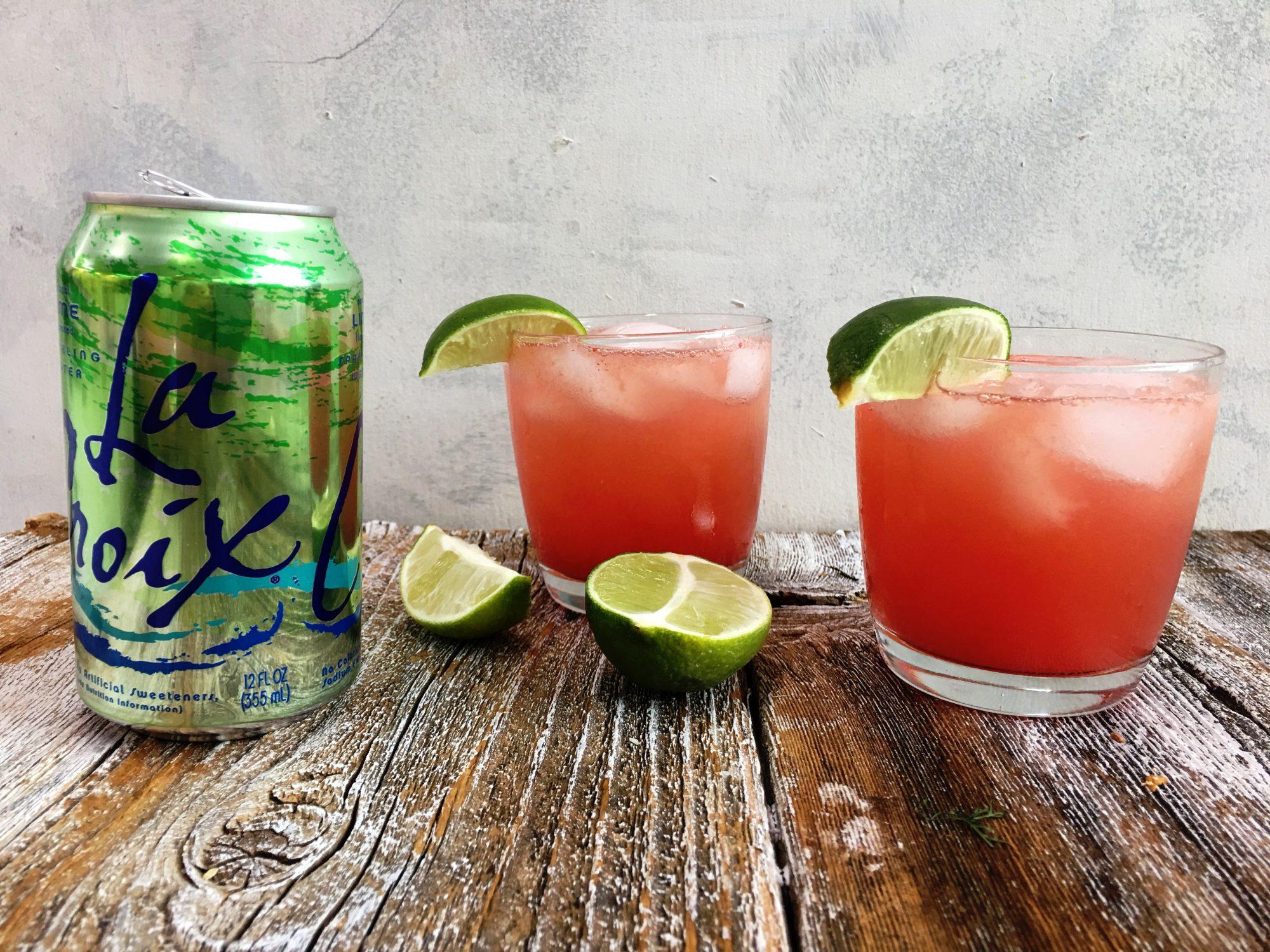 La Croix Watermelon Agua Fresca