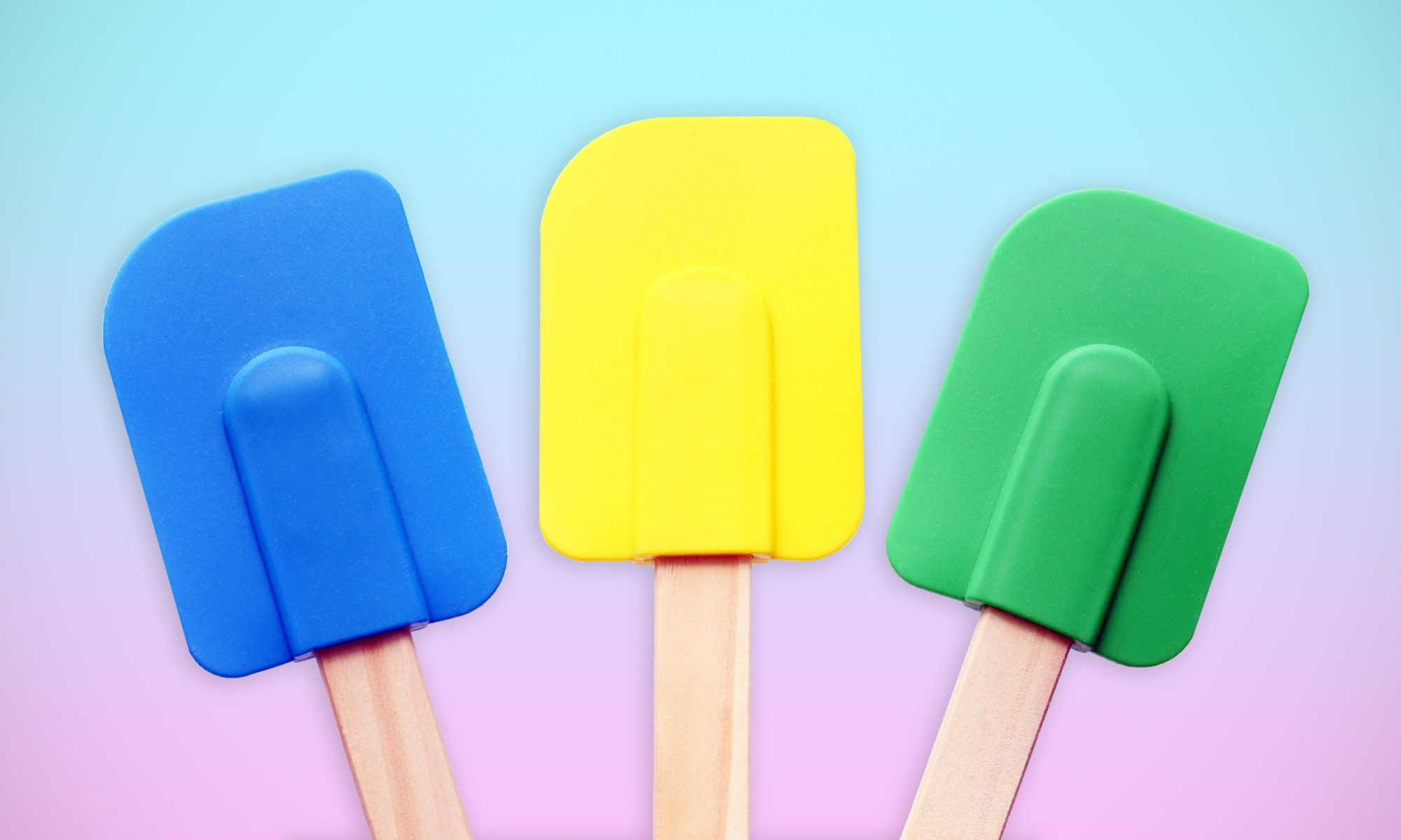 EC: Everything You Ever Cared to Know About the Different Kinds of Spatulas