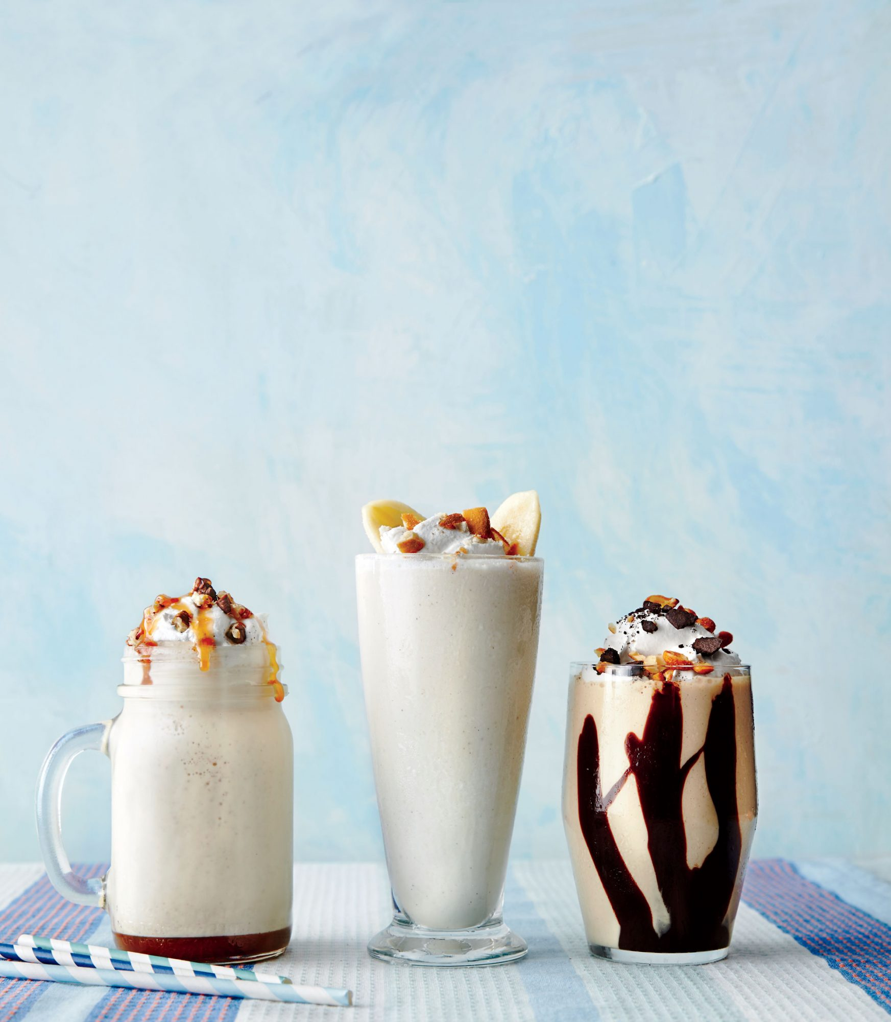 Banana Pudding Milk Shake