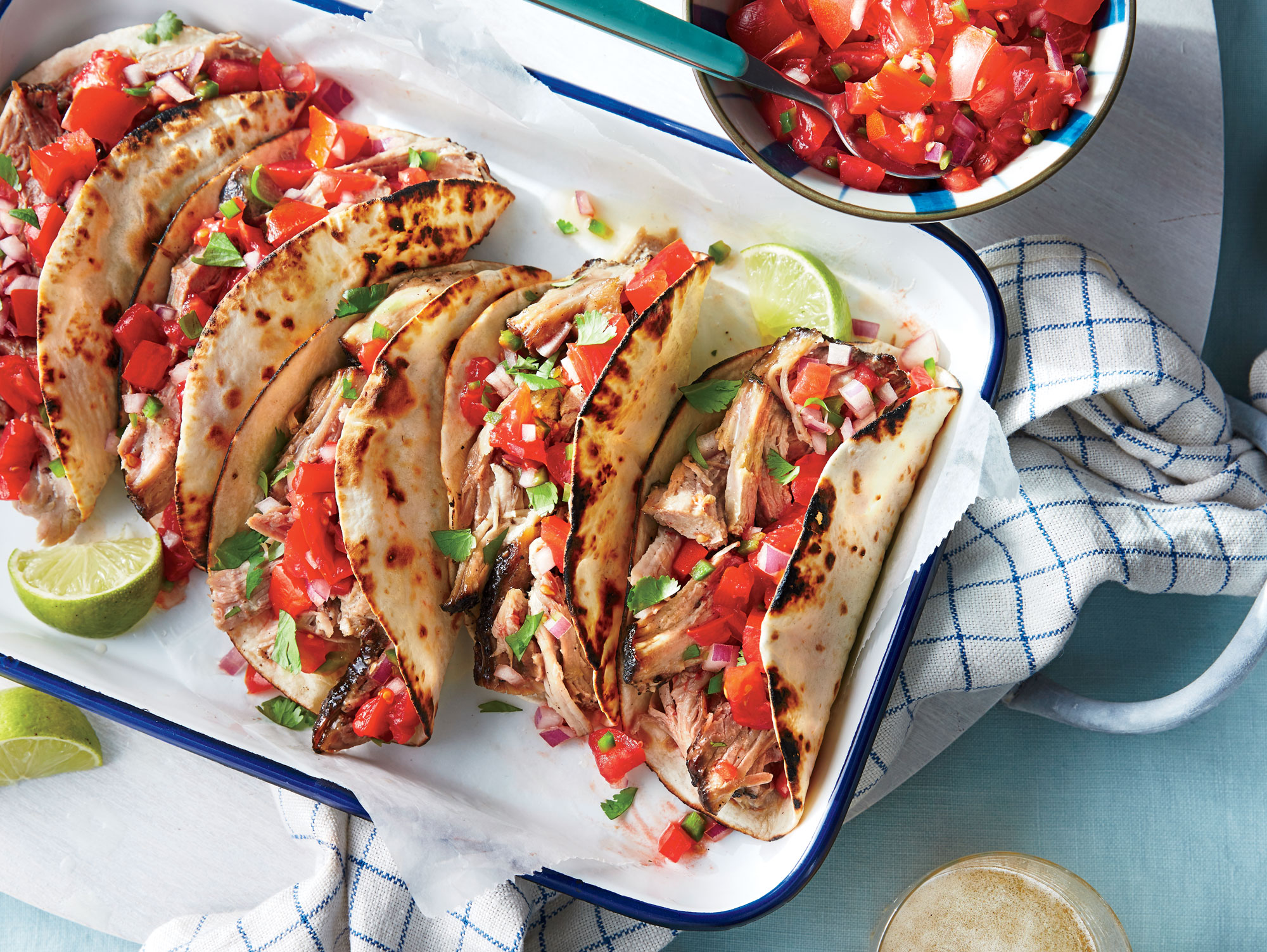 slow-cooker-pork-tacos-with-fresh-tomato-salsa