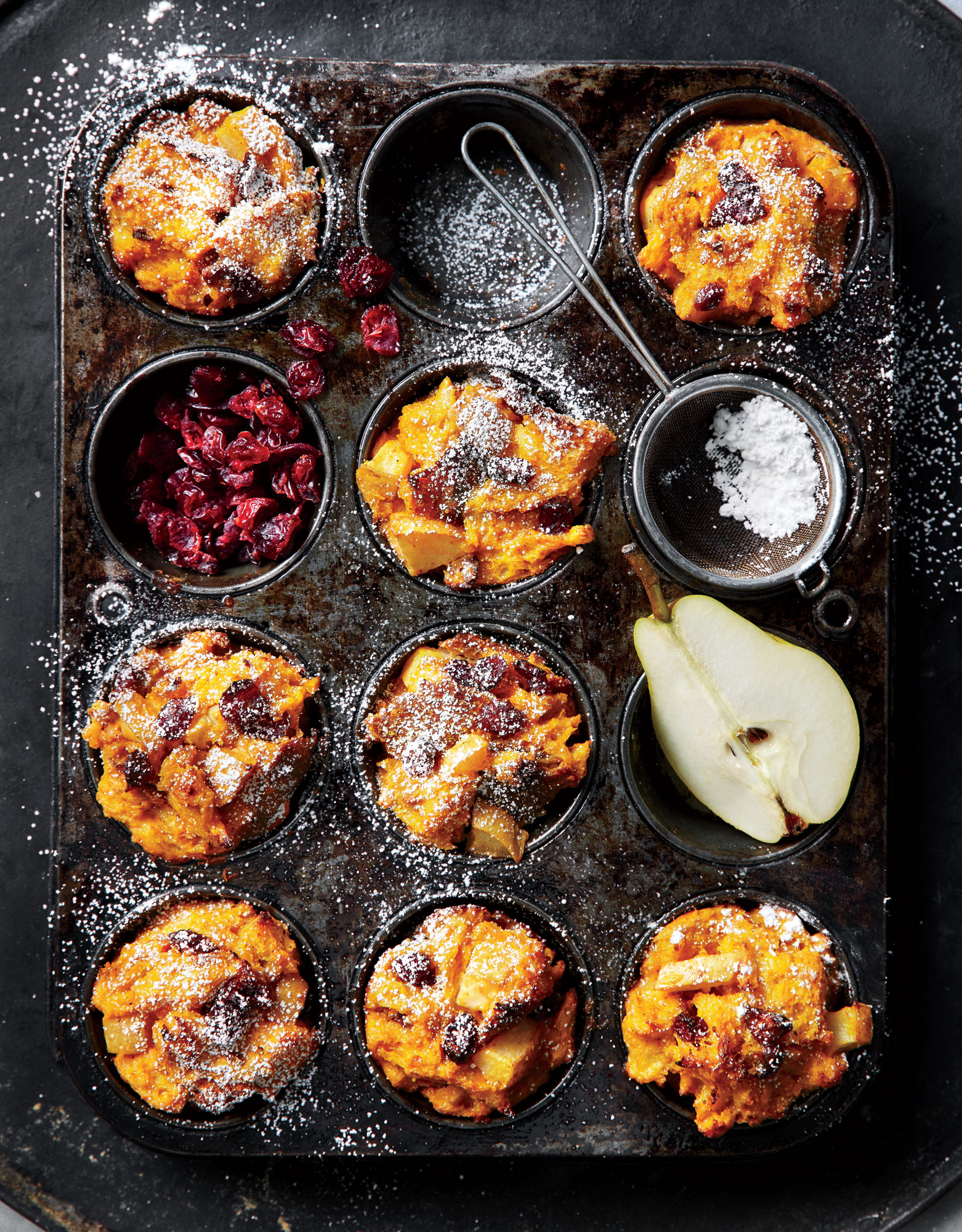 ck-Muffin-Tin Pumpkin-and-Pear Stratas